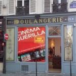 Cinéma Guérilla, un livre de Jérôme Genevray aux éditions DUNOD. Photo C.Verhaeghe.