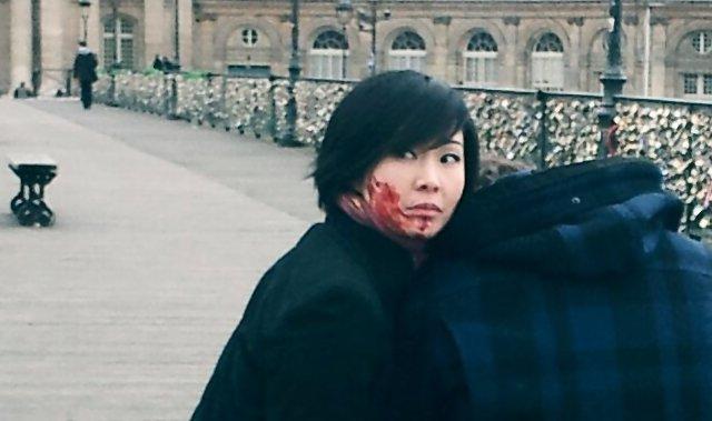 Zombie Chéri (Linh-Dan Pham et Pio Marmaï), de Jerome Genevray.