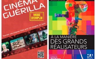 Cinema Guérilla. A la manière des grands réalisateurs. Livres J.Genevray. http://genevray.com