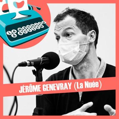 Podcast La Machine à Ecrire sur La Nuée